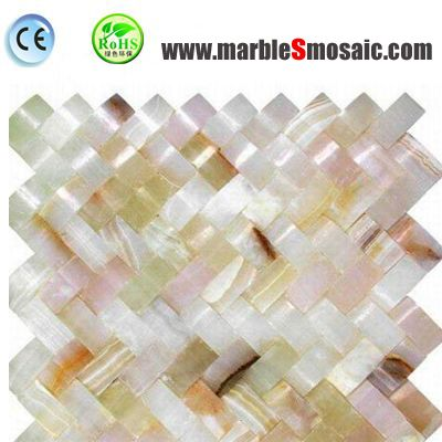 Whats Difference In Onxy Mosaic & Marble Mosaic?