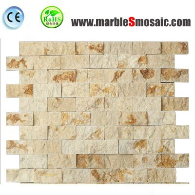 The Split Surface Marble Mosaic Application