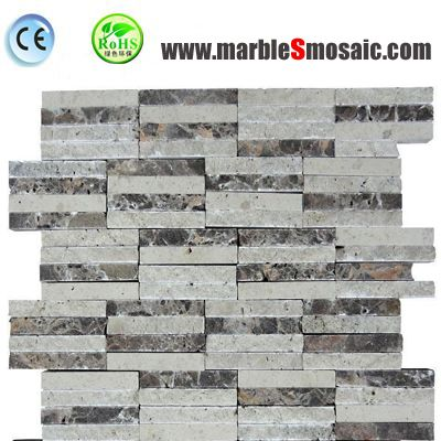 Do You Know Tumbled Colorful Marble Mosaic?