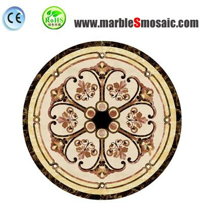 Where Used Of Water Jet Marble Mosaic?
