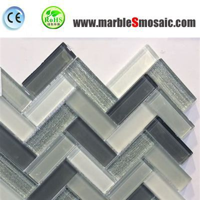 Natural Stone Mosaic Vs Glass Mosaic