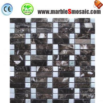 Natural Marble Mosaic Features