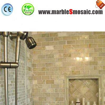 What Color Of Marble Mosaic Suitable For Bathroom?