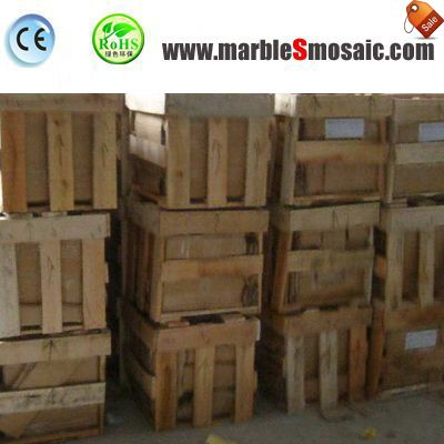 How Packing Natural Marble Mosaic Tiles?
