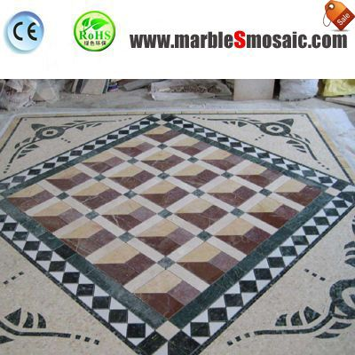 Why We Buy Water Jet Marble Mosaic From China?