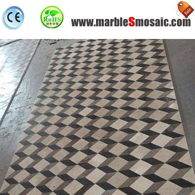 What is bad quality marble mosaic tiles?