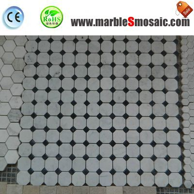 What Is Price Of Bianco Carrara Marble Mosaic?