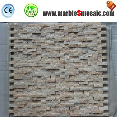 Natural Split Surface Marble Mosaic Market