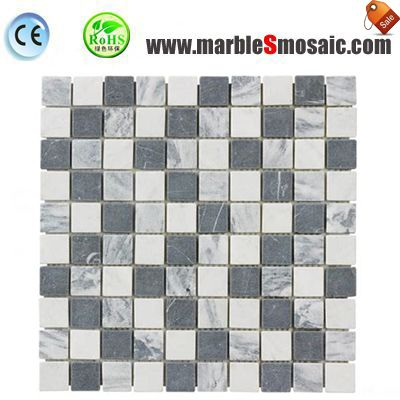 Cut To Size Square Marble Mosaic