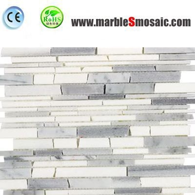 Kitchen Wall Marble Mosaic Tiles