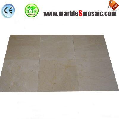 Thin Crema Marfil Marble Tile