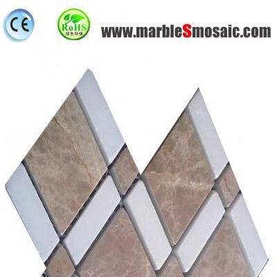 Turkey Bricks Marble Mosaic Tiles