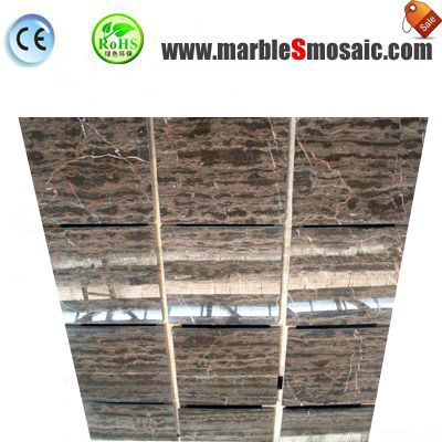 China Coffee Marble Thin Tile
