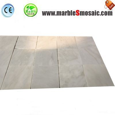 China Danba White Marble Tile