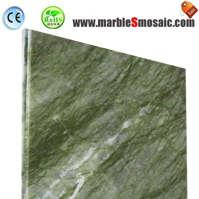 China Green Marble Floor Tile
