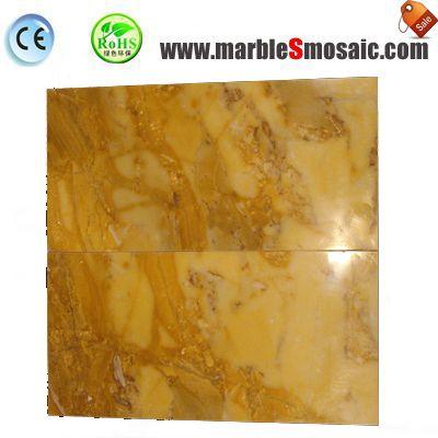Giallo Siena Marble Tiles