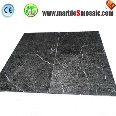 Hotel Indoor Grey Marble Tiles