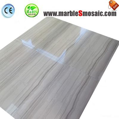 Polished Athens Grey Marble Tiles