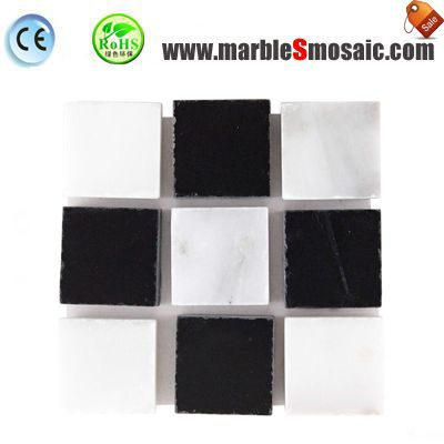 Marble Mosaic Art Wall Tile Panel
