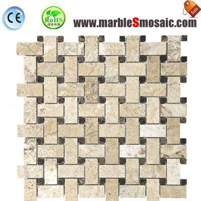 Marble Mosaic Tile For Bathroom Wall