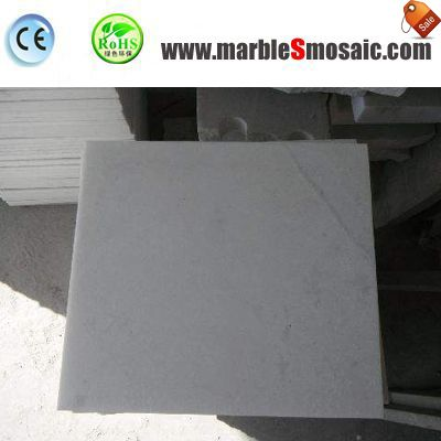 China Snow White Marble Tiles