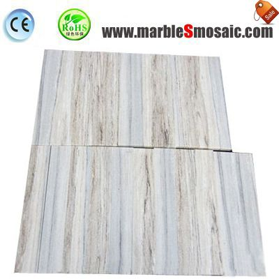 China Crystal Wooden Marble Tile