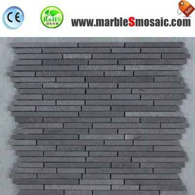 Basalt Mosaic Tile For Bathroom Floor
