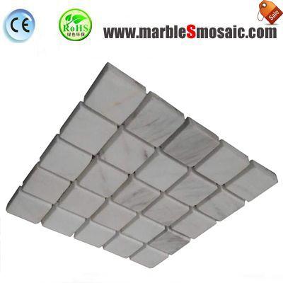 China Oriental White Marble Mosaic