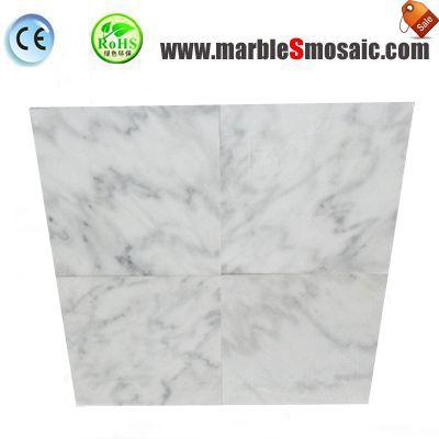White Marble Wallpaper Tile