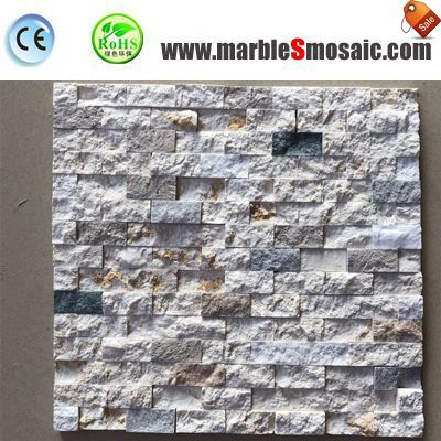 7 Colors Split Marble Mosaic Tile