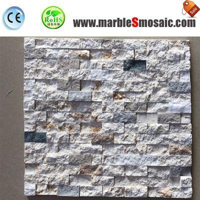 7 Farben Split Marmor Mosaik Fliesen