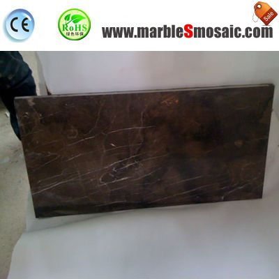 China Maron Light Marble Tile