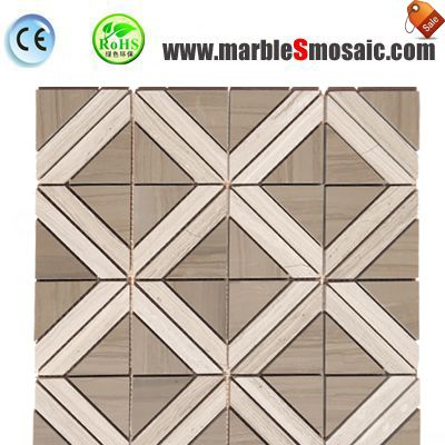 Diamond Wooden Marble Stone And Mosaic