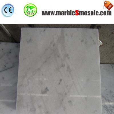 Indoor Wall White Marble Tiles