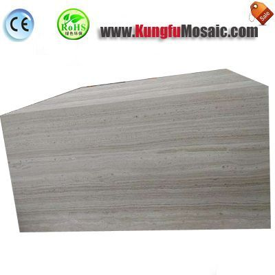 Athens White Marble Floor Tile