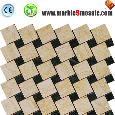Egypt Marble Mosaic Bricks Tiles
