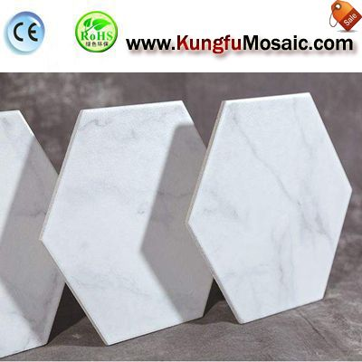 Why Marble Hexagon Tile Popular Now?