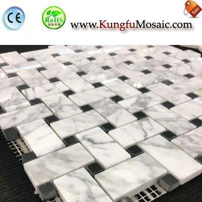 Stein Mosaik Fliese ist Marmor Mosaik Fliesen?