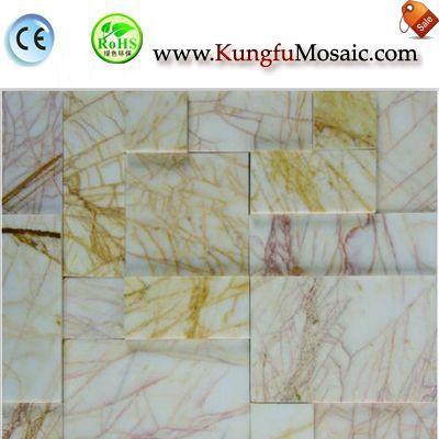 Spider Marble Mosaic Bathroom Wall M3d0039