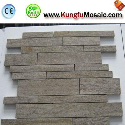 Sell Gray Marble Mosaic Tiles In Various Styles