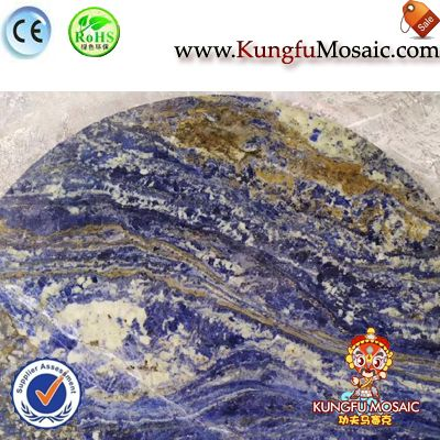 Brazil Luxury Blue Granite Table Top