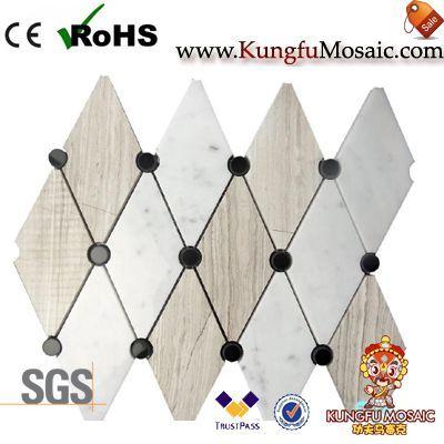 Mosaic Marble Bathroom Tiles