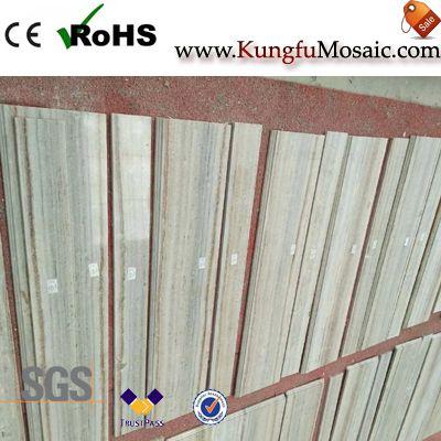 Crystal Wood Marble Stair
