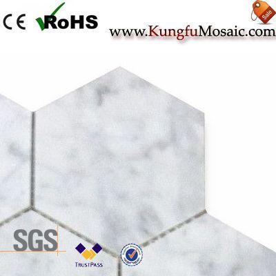 Ice Jade Marble Mosaic