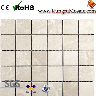 marble mosaic tile square