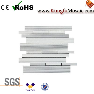 White Marble Mosaic Tiles Popular Styles