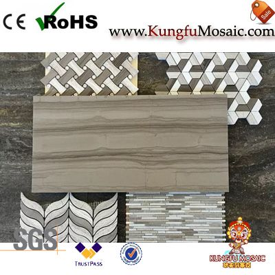 China Athens Grey Marble Tile