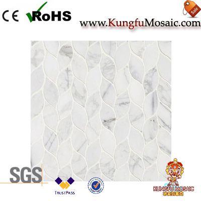 Blanco Marble Mosaic Tile