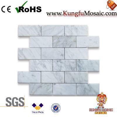Brick Marble Mosaic Tile