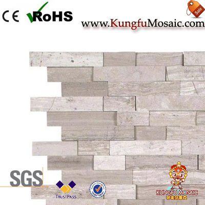 Взаимосвязанный шаблон Сплитфейс Мраморная мозаика